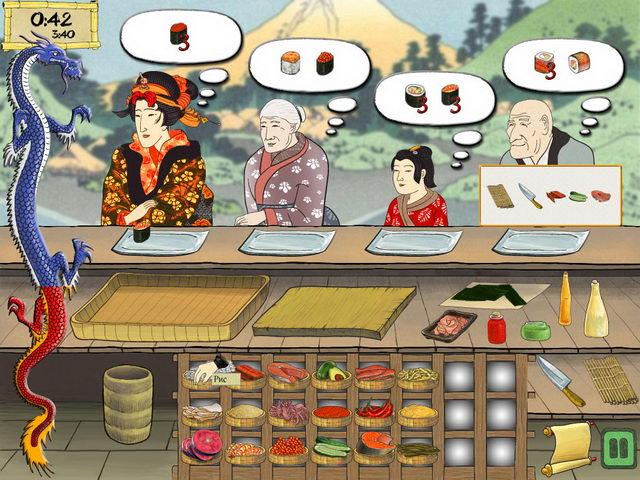игры по готовку
